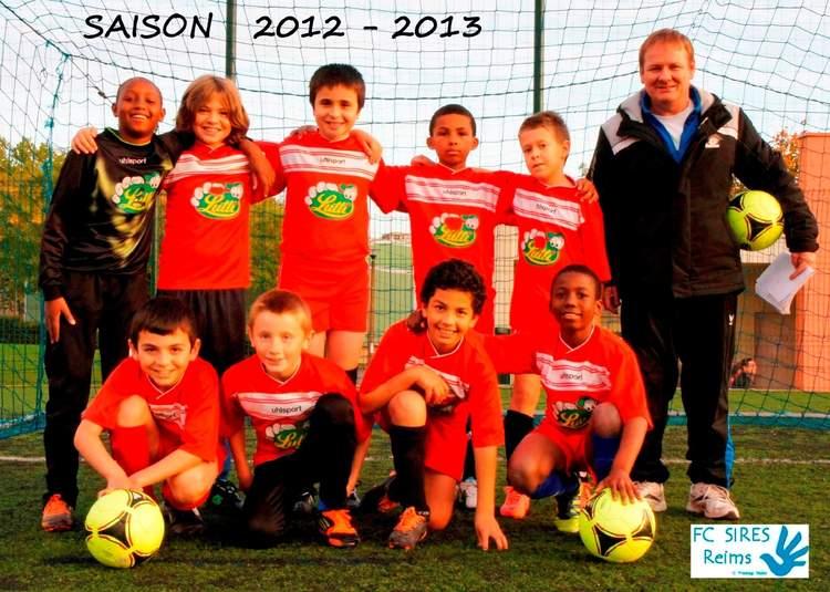 REIMS FC SIRES 1