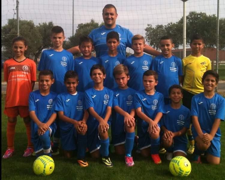 U11 - Equipe 1