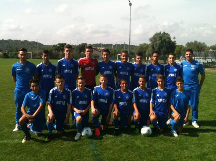U15 - Equipe 1