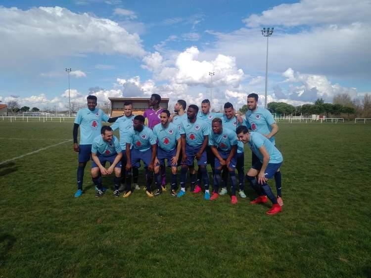 Toulouse Football Compans Caffarelli Equipe 1