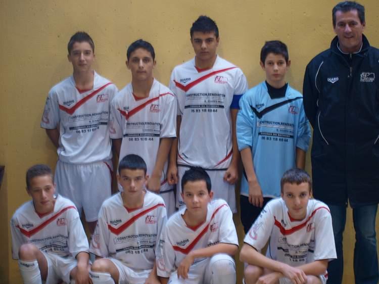 FC VALLEE DE LA GRESSE (ISERE 38)