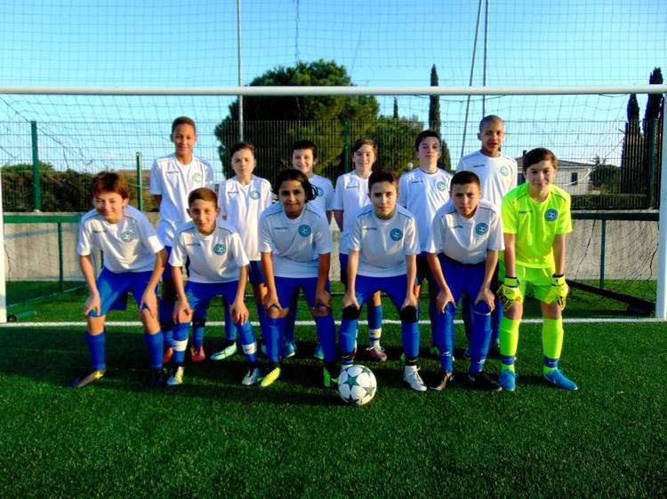 CASTELNAU-LE CRES FC U13
