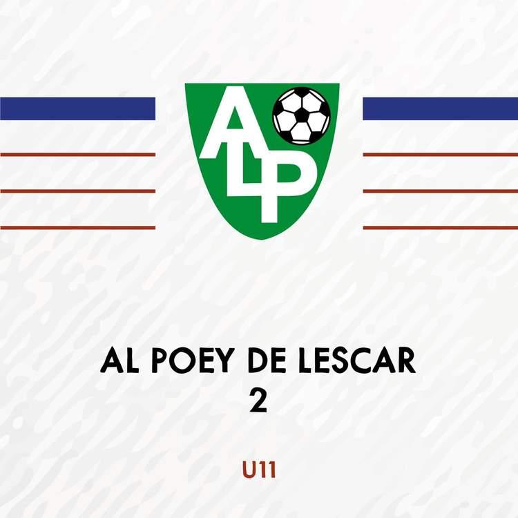 U11 - AL POEY LESCAR 2