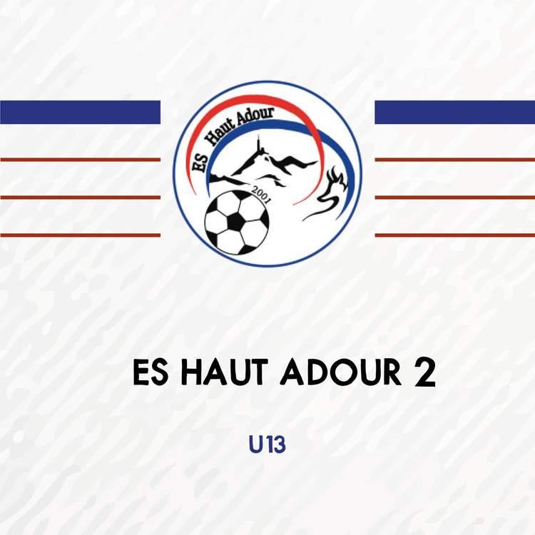 U13 - ES HAUT ADOUR 2