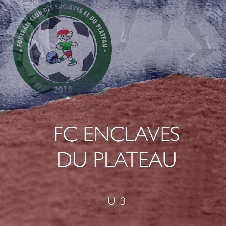 U13 : FC Enclaves du Plateau