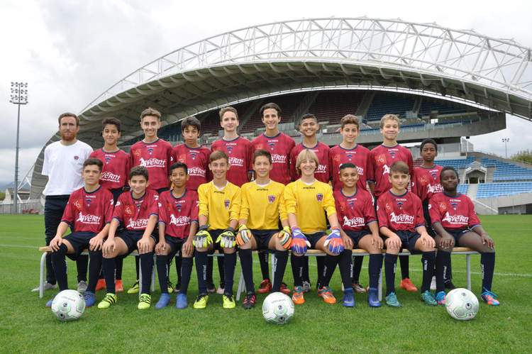 CLERMONT FOOT 63 (France)