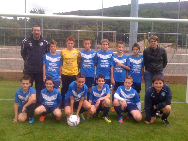 U13 FC Lamalou les Bains (34)