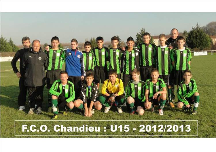 U15 FCO Chandieu (69)