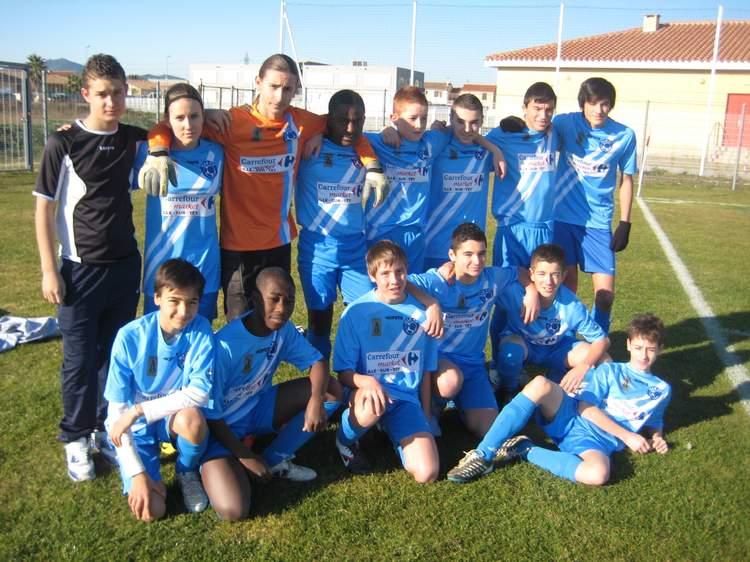 U15 FC Ille sur Têt (66)