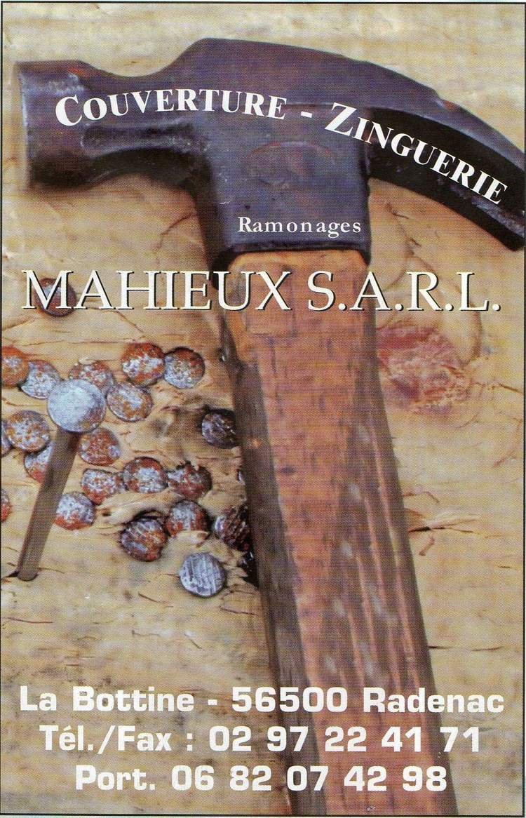 COUVERTURE MAHIEUX CYRILLE