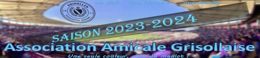 Association Amicale Grisolles : site officiel du club de foot de GRISOLLES - footeo