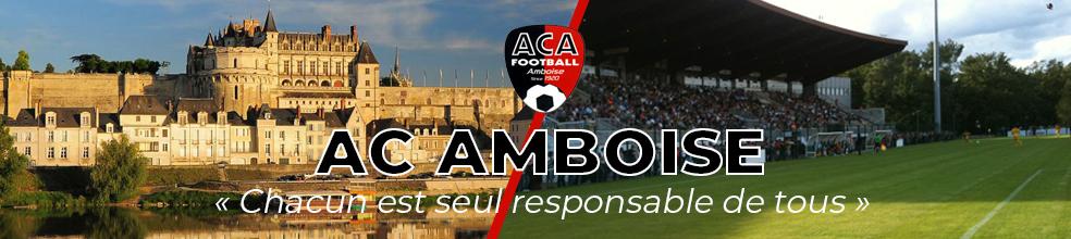 AC AMBOISE FOOTBALL : site officiel du club de foot de amboise - footeo