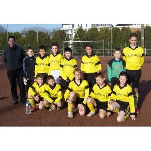 Benjamins Equipe 3 - nés en 1997