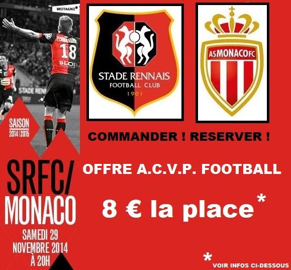 SRFC AS MONACO