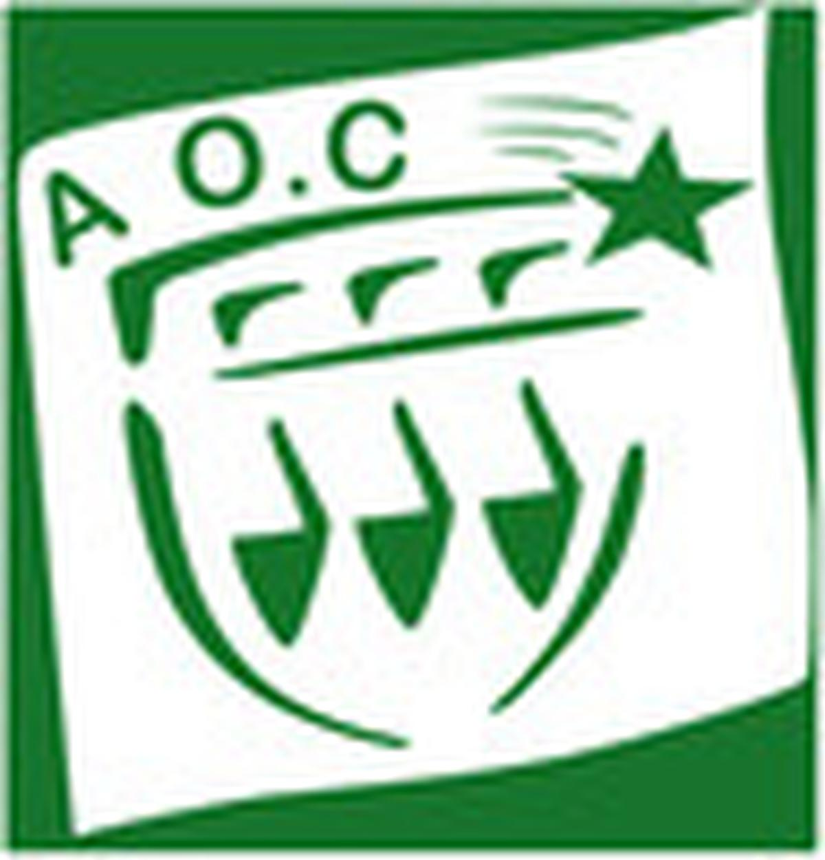 logo du club A. O. C    CORNEBARRIEU