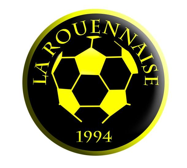 Logo Association Rouennaise de football club de foot de rouen rive droite ile lacroix complexe antoine de saint exupéry