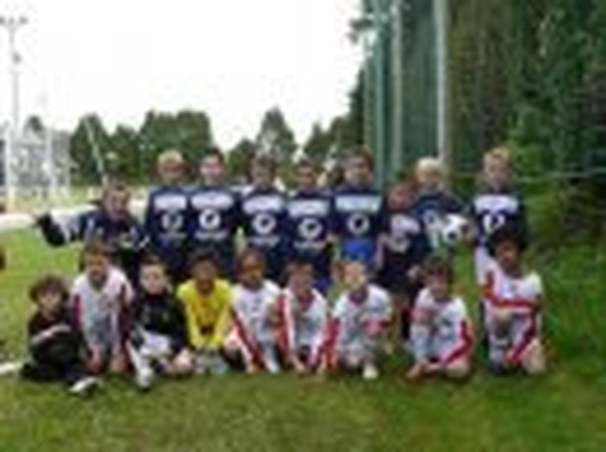 Tournoi poussins landudec 2009 - FOOTBALL CLUB BIGOUDEN