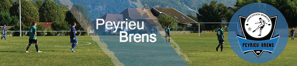 Association Sportive Peyrieu-Brens : site officiel du club de foot de PEYRIEU - footeo