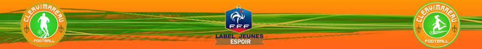 A.S. CLERY MAREAU FOOTBALL CLUB : site officiel du club de foot de Cléry-Saint-André - footeo