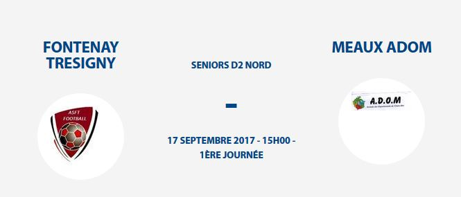 17/09/2017 - Match Séniors