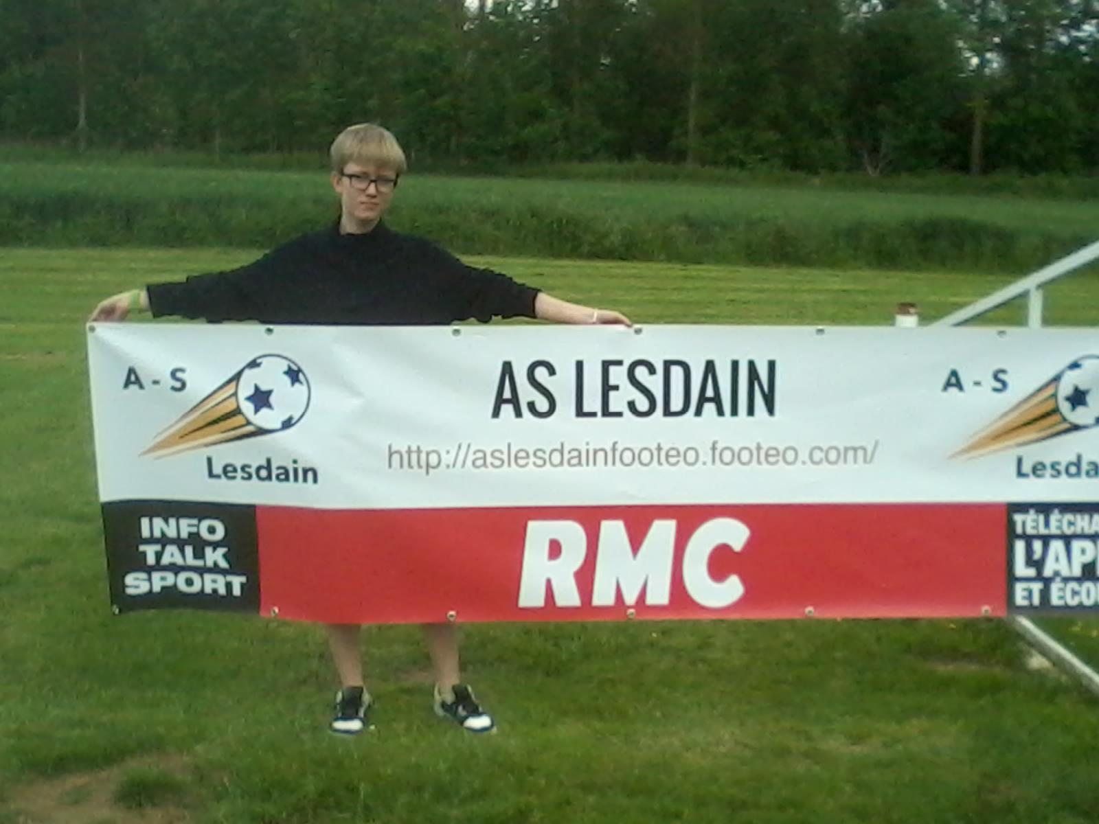 ASSOCIATION SPORTIVE DE LESDAIN : site officiel du club de foot de LESDAIN - footeo