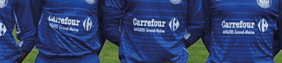 ANGERS SPORTS LAC DE MAINE : site officiel du club de foot de ANGERS - footeo