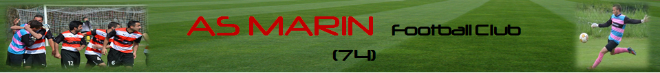AS Marin 74 : site officiel du club de foot de MARIN - footeo