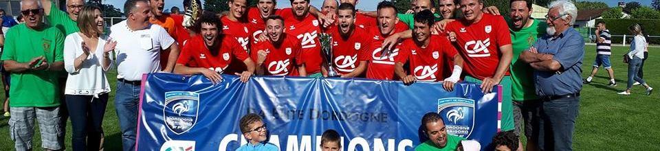 A.S.Périgourdine (As Périgueux) : site officiel du club de foot de PERIGUEUX - footeo