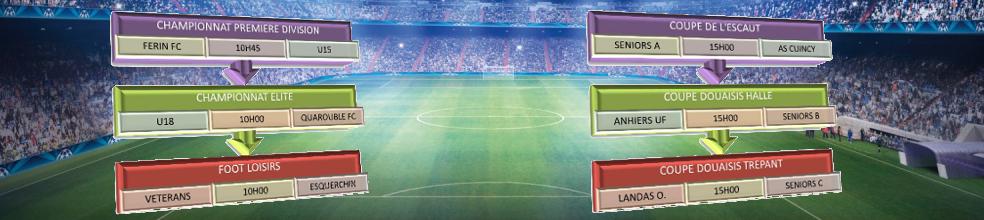 ASSOCIATION SPORTIVE SIN LE NOBLE : site officiel du club de foot de SIN LE NOBLE - footeo