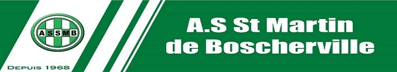 AS ST MARTIN DE BOSCHERVILLE : site officiel du club de foot de SAINT-MARTIN DE BOSHERVILLE - footeo