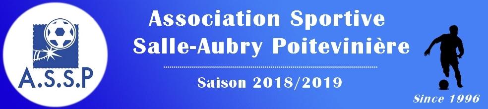 Association Sportive Salle-Aubry Poitevinière : site officiel du club de foot de SALLE ET CHAPELLE AUBRY - footeo