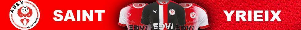 amicale sportive de Saint-Yrieix : site officiel du club de foot de Saint-Yrieix-sur-Charente - footeo