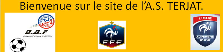Association Sportive TERJATOISE : site officiel du club de foot de TERJAT - footeo