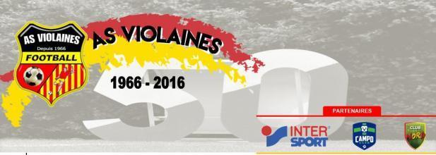 ASSOCIATION SPORTIVE VIOLAINES : site officiel du club de foot de VIOLAINES - footeo