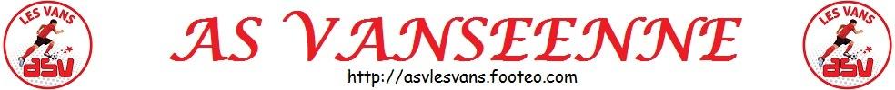 Site Internet officiel du club de football A.S.VANSEENNE