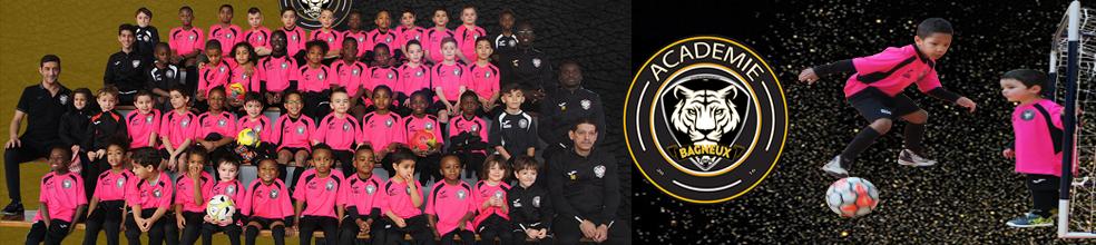 BAGNEUX FUTSAL ACADEMIE : site officiel du club de foot de BAGNEUX - footeo