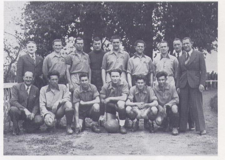 Equipe 1 en 1944-1945