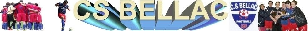 Club sportif Bellac football : site officiel du club de foot de Bellac - footeo