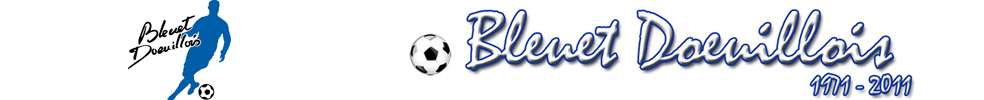 Site Internet officiel du club de football Bleuet Doeuillois