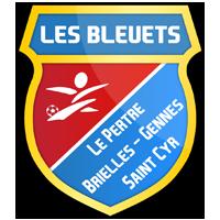 BLEUETS LE PERTRE BRIELLES GENNES ST-CYRClub fidèle à footeo depuis 2008, il a suivi toutes les évolutions du site. Merci pour votre confiance.