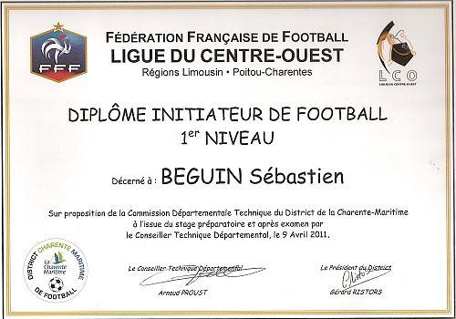 diplome d u0026 39 entraineur de football