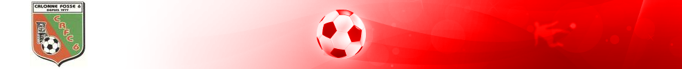 Site Internet officiel du club de football CALONNE 6 FOOTBALL CLUB