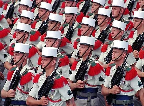 Légion étrangère d'Aubagne