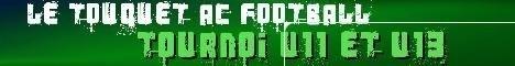 4è Challenge International de Football U11 et U13 - LE TOUQUET AC FCO : site officiel du tournoi de foot de LE TOUQUET PARIS PLAGE - footeo