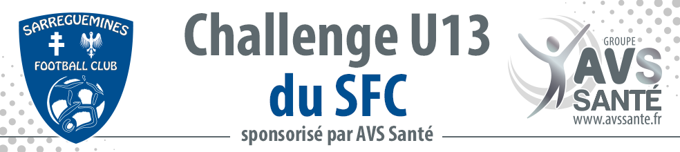 SFC Challenge AVS Santé : site officiel du tournoi de foot de SARREGUEMINES - footeo