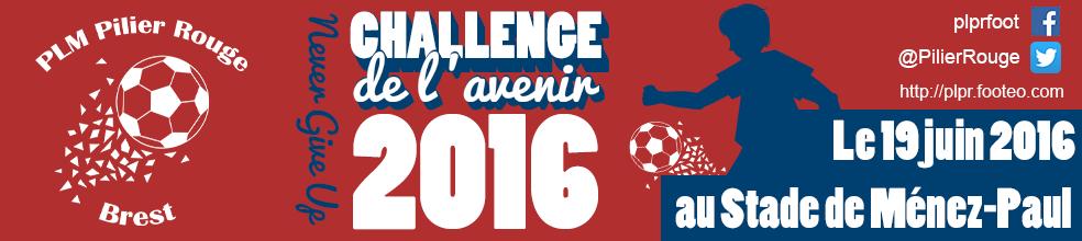 Challenge de l'Avenir : site officiel du tournoi de foot de BREST - footeo