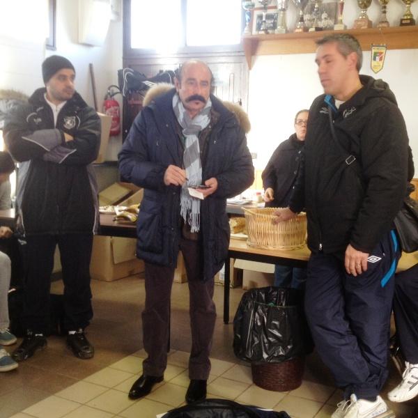 Visite de Robert Zermati-Elu Délégué aux Sports