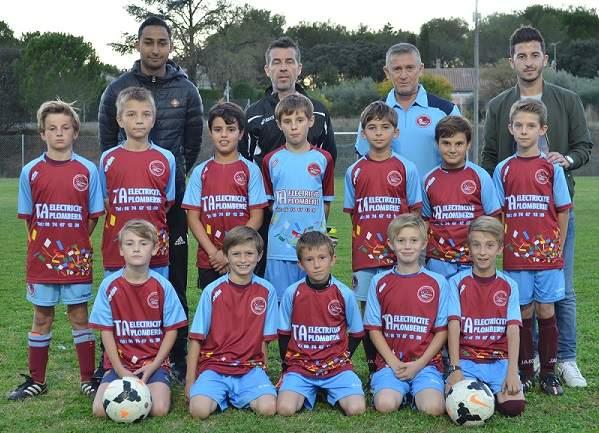 Equipe U11(2006)