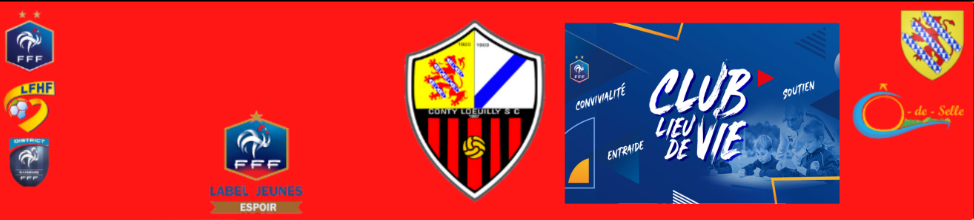 Conty Loeuilly Sporting Club : site officiel du club de foot de CONTY - footeo