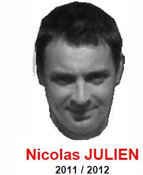JULIEN Nicolas